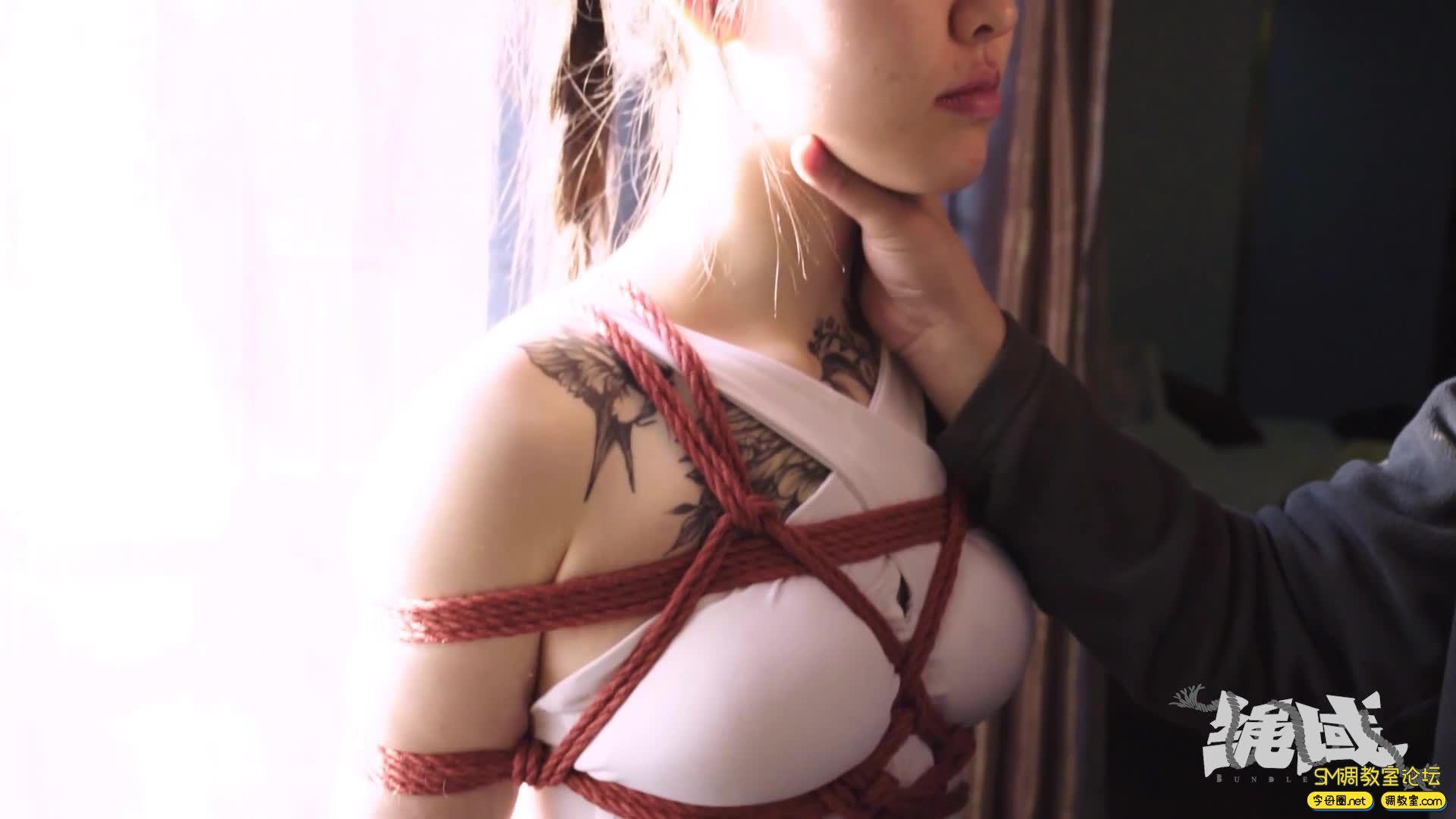 绳域 紧缚的美丽 柔韧性很好的模特-0.jpg-SM调教所论坛[国产绳艺在线播放专区]
