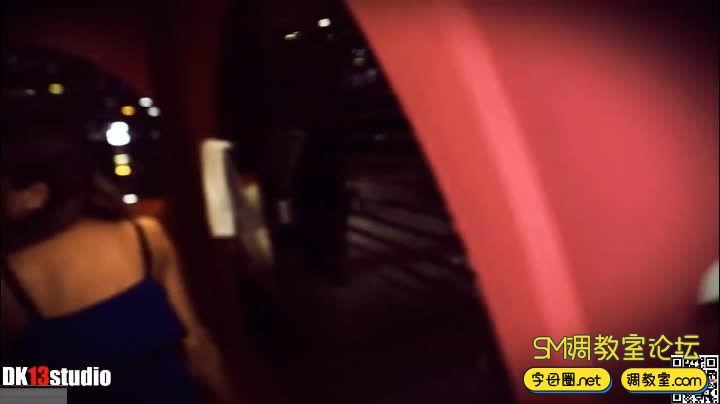 "DK13美束館 夏沫 賓館裏的真實遊戲 告訴""它""什麼才配叫真實! ..."