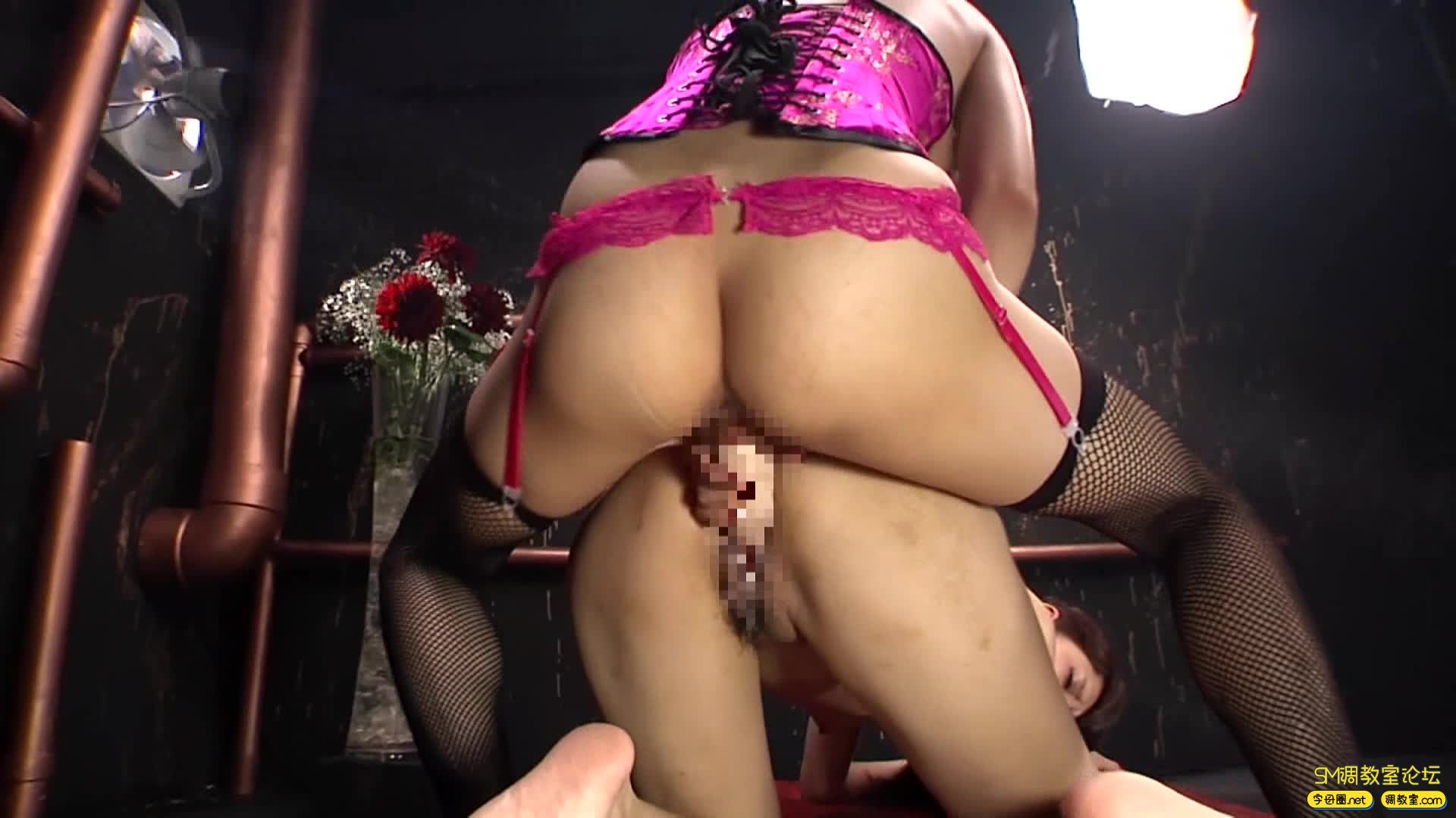 [Dogma合集] - DDT-416 - 第一集 - 拘束フィストレズビアン みづなれい 美咲結衣-视频截图8