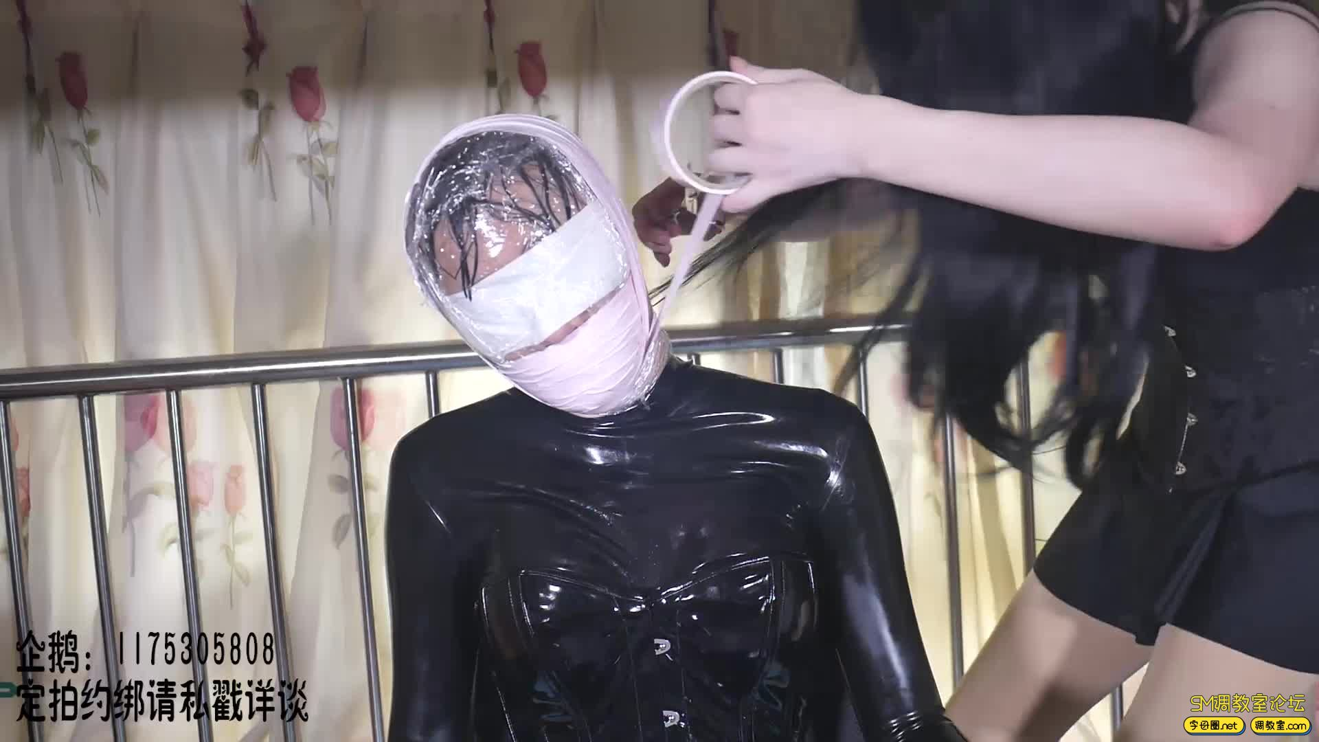 【莉雅的紧缚实验】作为玩物的一天-视频截图3