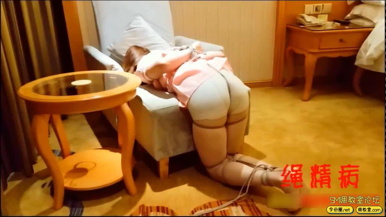 【绳精病】惩罚护士-视频截图4