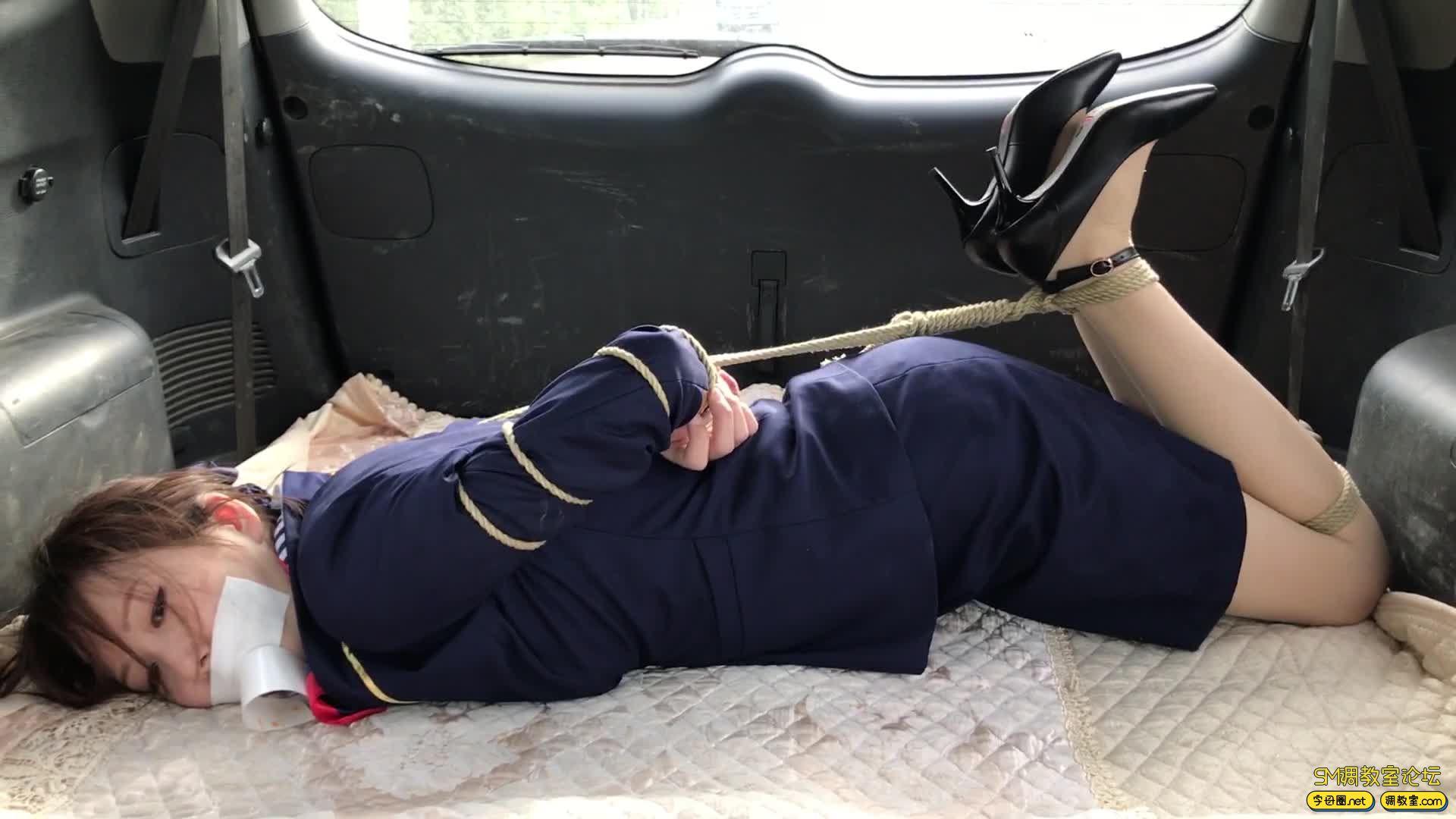 【旋律受虐记15】 空姐的磨难之街头绑架篇-视频截图5