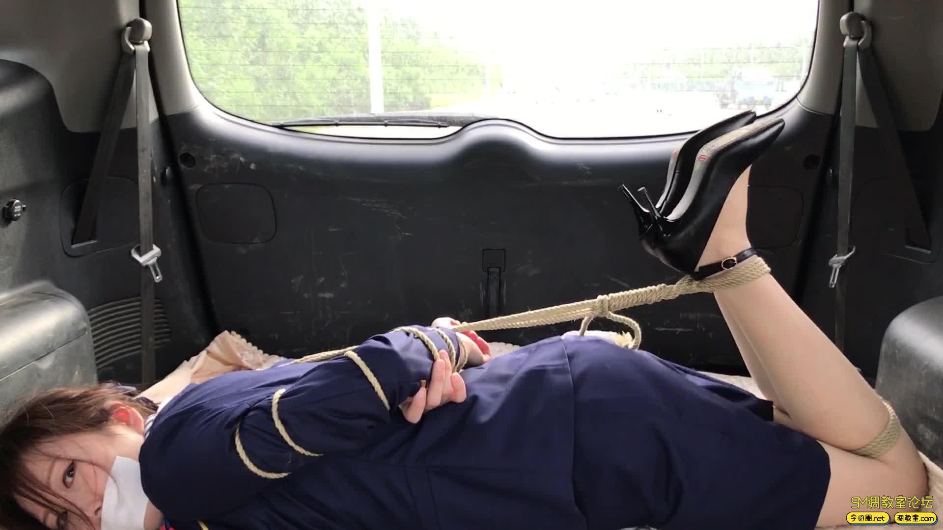 【旋律受虐记15】 空姐的磨难之街头绑架篇-视频截图6