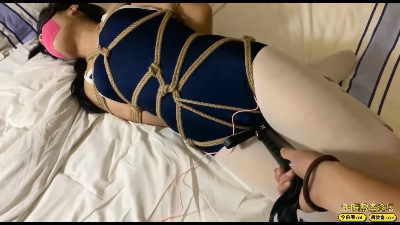 【HUI】_149CM的小萝莉 绑的很紧-视频截图4