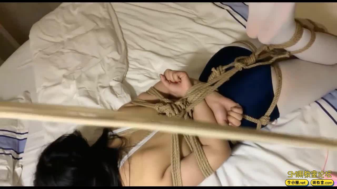 【HUI】_149CM的小萝莉 绑的很紧-视频截图5