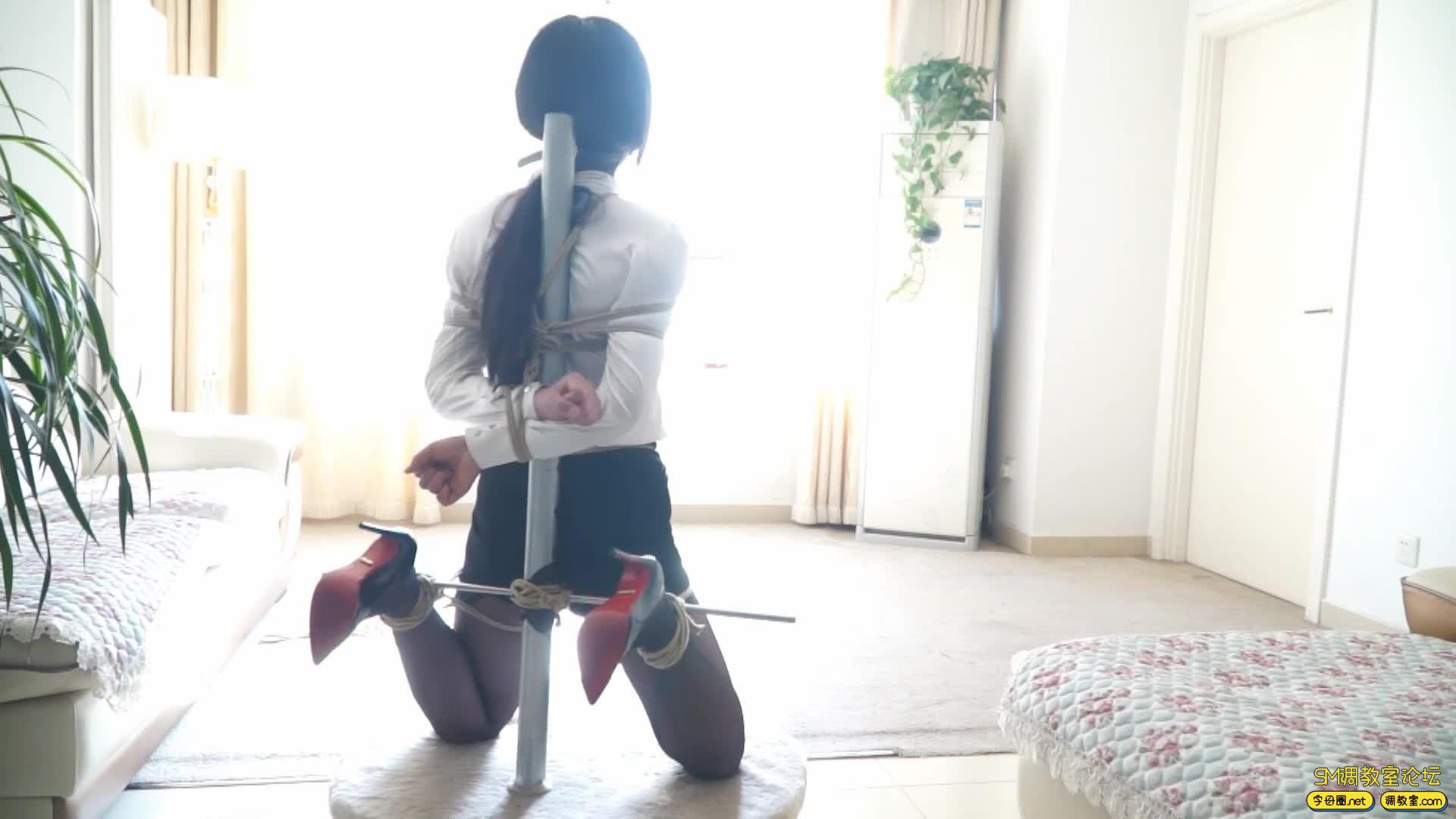 逍遥定制_面试惊魂 完整版  绳模:林丹丹-视频截图8