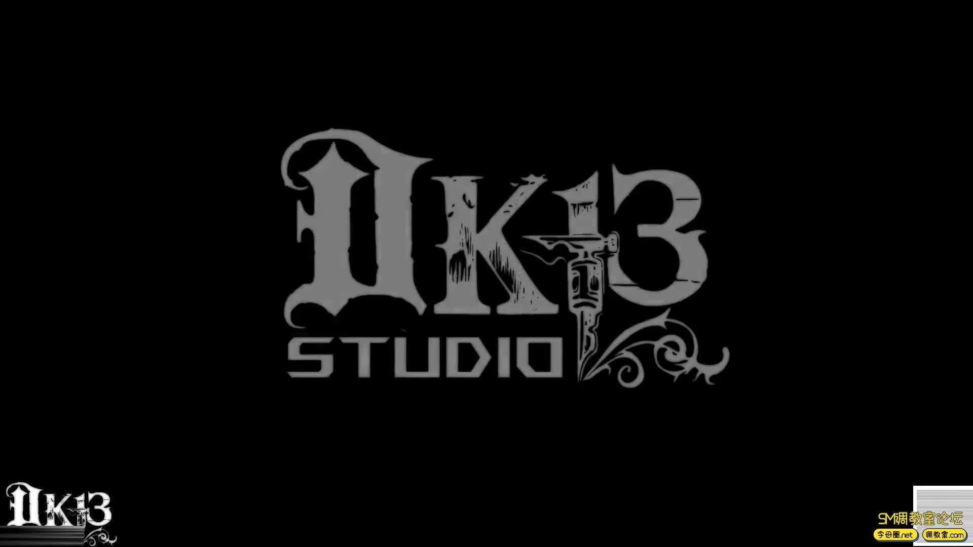 DK13美束馆_夏沫 民国风拘束游戏-视频截图1