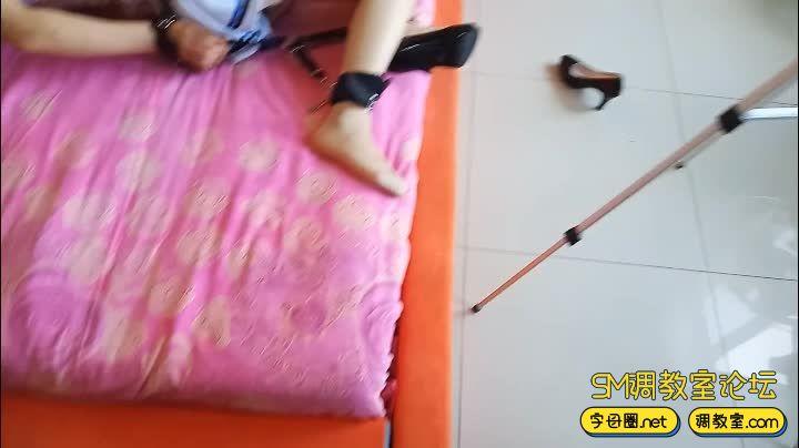 网友原创_水手肉丝妹子 被捆绑的一天-视频截图5